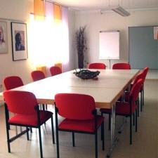 Seminarraum der Frauenberatung Perg